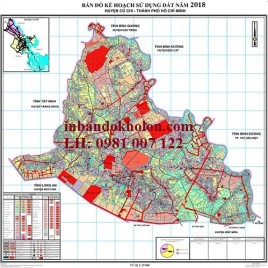 ban do quy hoach su dung dat cu chi