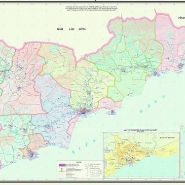 Tìm Hiểu Chung Về Bản Đồ Bình Thuận