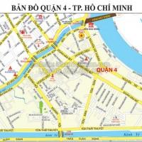 Bản Đồ Quận 4 Thành Phố Hồ Chí Minh