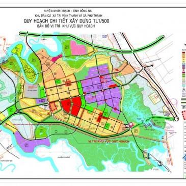 Tìm Hiểu Về Bản Đồ Quy Hoạch Huyện Nhơn Trạch Đồng Nai